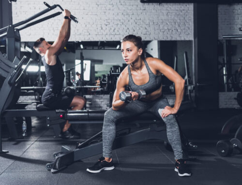 Machines VS Free Weights for Hypertrophy
